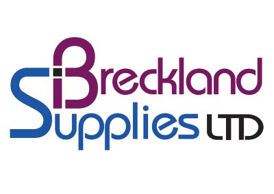 Breckland Supplies Branding by Eastern Web Designers