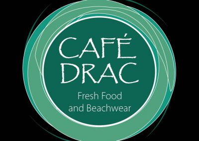 Cafe Drac Branding by Eastern Web Designers
